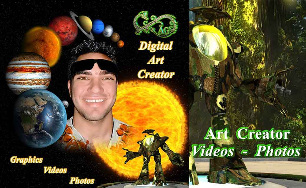 AG Digital Art Creator